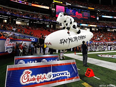 Expect a Chick-fil-A Showdown This Weekend in Atlanta