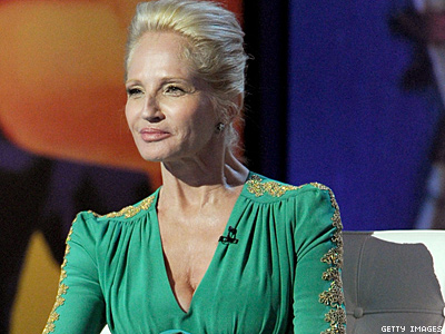 Ellen Barkin Has Something to Say About Utah Station Banning The New Normal