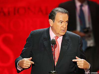 Mike Huckabee Makes Republican Prime Time, Not Rick Santorum