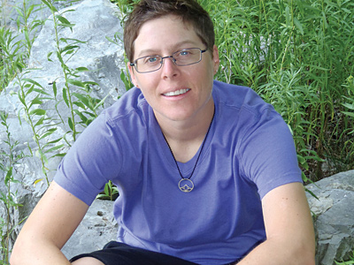 Lesbian Author Tackles LGBT Youth Homelessness