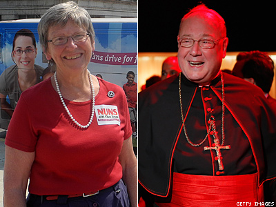 N.Y. Archbishop to Pray at Dem Convention; Nuns on the Bus Leader to Appear Too