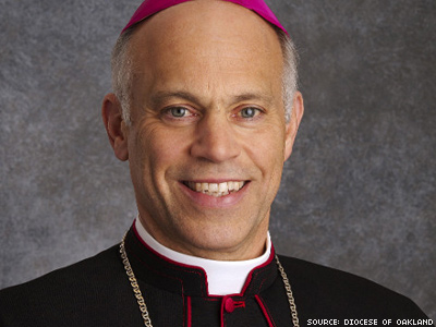 DUI Arrest Unlikely to Cost New S.F. Archbishop His Job