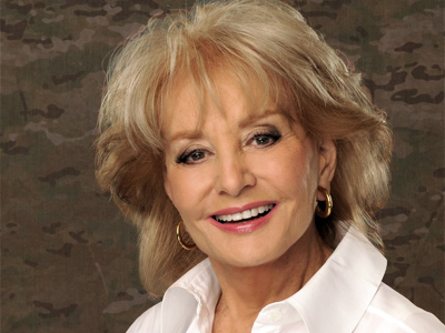 Barbara Walters to Help Celebrate Anniversary of DADT's Death