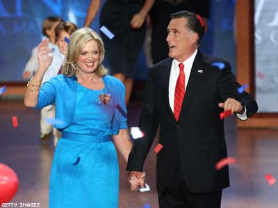 Romney Promises to Honor the Institution of Marriage