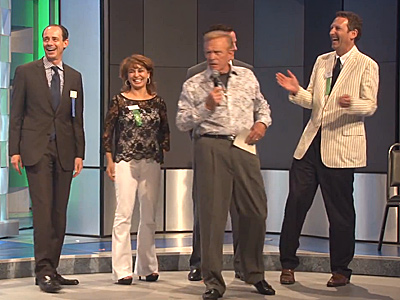 WATCH: Another Antigay Joke From Newlywed Game Host