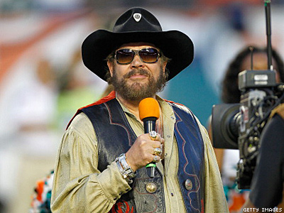 Hank Williams Jr.: Obama Is a Muslim Who Loves Gays