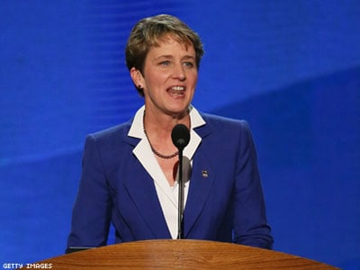Country's 'Most Powerful Lesbian' Delivers Attack on Romney During DNC