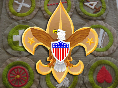 9-Year-Old Quits Boy Scouts Over Gay Ban
