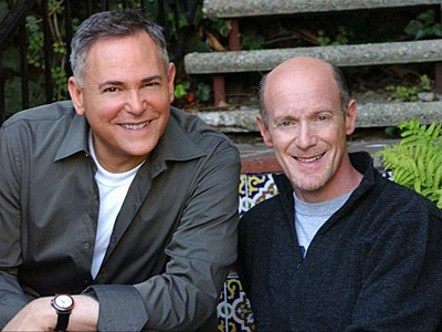 Craig Zadan, Neil Meron Honored by Outfest