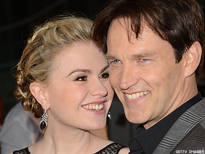 Anna Paquin, Stephen Moyer Welcome Twins a Few Weeks Early