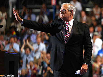 Barney Frank on Why He Compared the Log Cabin Republicans to Uncle Tom