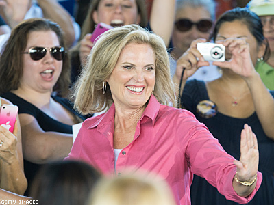 Ann Romney Won't Attend Values Voters Conference