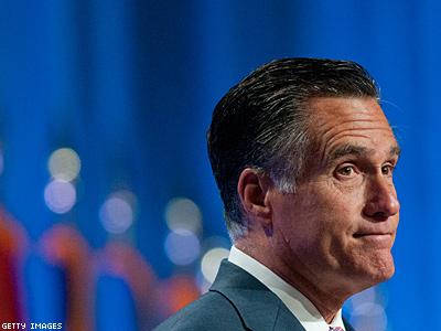 Gov. Romney Didn't Know Gay People Had Families