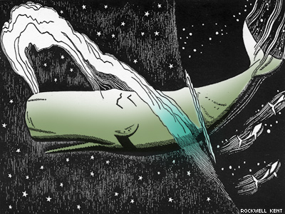 Op-ed: Moby-Dick, the Great Green Whale, and the Biblical Definition of Marriage