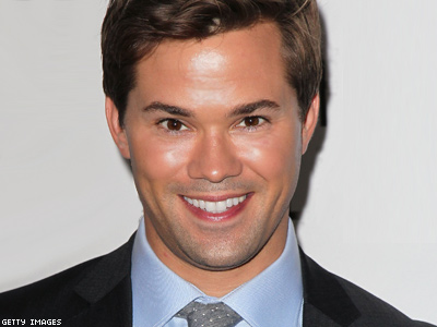 Andrew Rannells: Meet The New Normal's Bryan