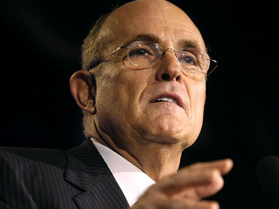 Giuliani Disavows Former Aide Over Homophobic Mailer