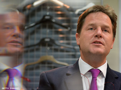 Are They Bigots? Britain's Nick Clegg Apologizes for Using the Word