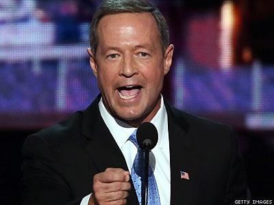 O'Malley: The Battle Is On In Maryland
