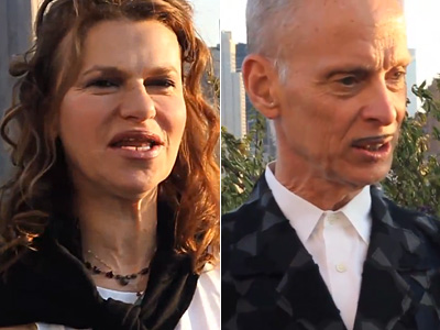 WATCH: What Do John Waters, Sandra Bernhard Think About Marriage Equality?
