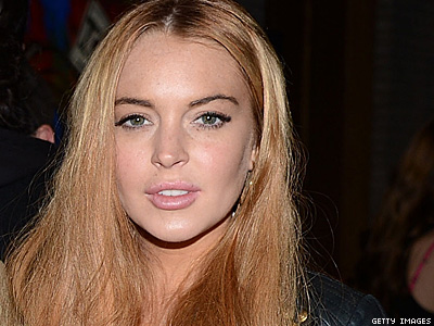 Lindsay Lohan Arrested in New York