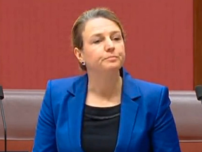 Louise Pratt's Tearful Speech on Marriage Equality in Australia