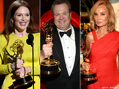 Modern Family, Gay Faves Score Top Emmys