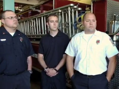Firefighters Support Marriage Equality in New Maine Ad