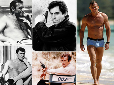 Gay Author Celebrates James Bond Just in Time for Skyfall