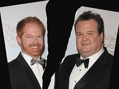WATCH: Jesse Tyler Ferguson's Attack Ad on Eric Stonestreet
