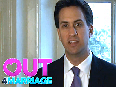 WATCH: Labour Party Leader Makes It Clear He Favors Marriage Equality