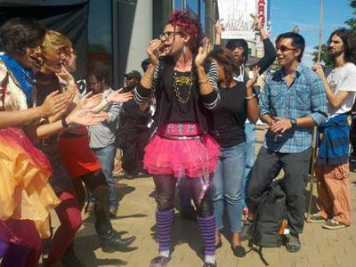 Occupy D.C. Demands That LGBT Ally Keep His Home