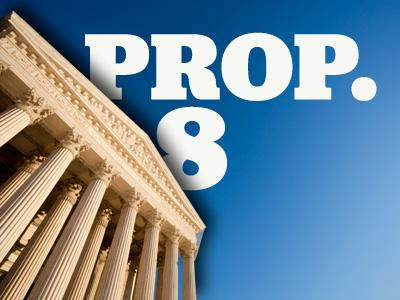 The Supreme Court Could Kill Prop. 8 Monday