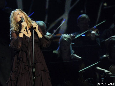 WIN: Two Tickets to See Barbra Streisand Live in Concert