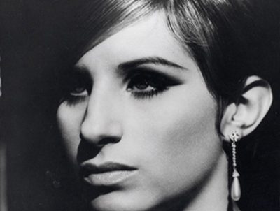 Author Claims Streisand's First Love Cheated on Her With a Man