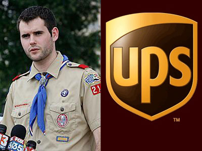 Will UPS Stop Funding the Boy Scouts for Antigay Policy?