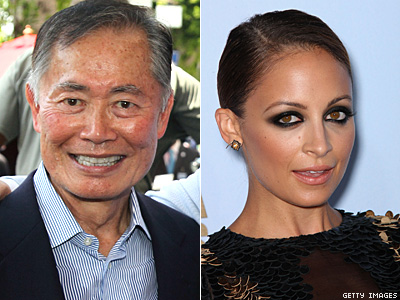 George Takei and Nicole Richie Join 'The New Normal'
