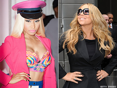 WATCH: Nicki v. Mariah