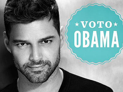 Sixty Percent of Latinos Support Marriage Equality, Including Ricky Martin
