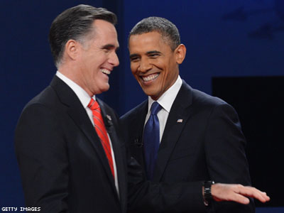 11 Reasons That Debate Was a Good Laugh