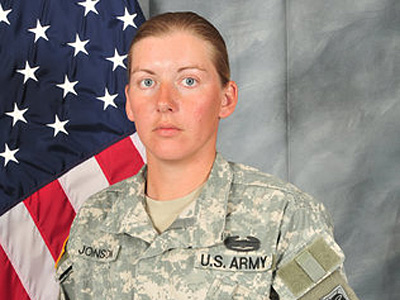Married Lesbian Soldier Killed in Afghanistan