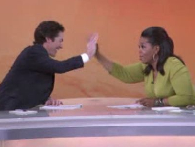 Oprah's Latest 'Lifeclass' Stars Antigay Rick Warren, Joel Osteen
