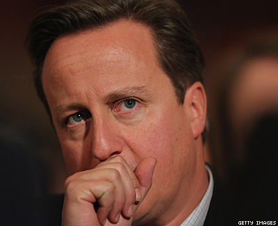 U.K. Conservatives Turning on Cameron for Marriage Equality Push?