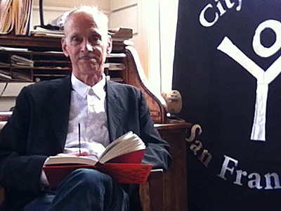 WATCH: John Waters Read a Sexy Passage From Lady Chatterley's Lover