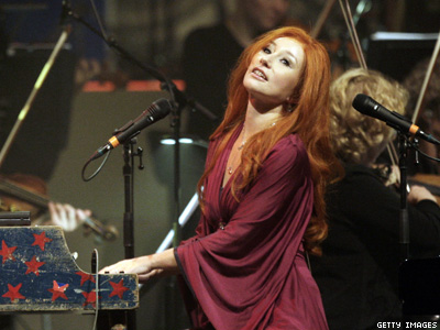Tori Amos: The Cosmic View