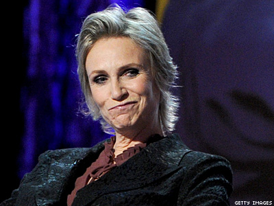 See Why Jane Lynch Is Boycotting Amway