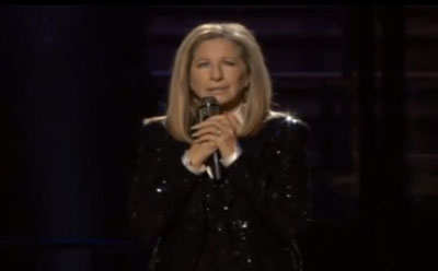 WATCH: Barbra Streisand in Concert at Sold Out Brooklyn Show