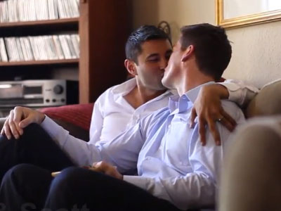 WATCH: The Heartfelt Stories You Haven't Seen Much of in Marriage Equality Ads