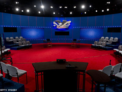 Last Chance for LGBT Questions in the Presidential Debate?