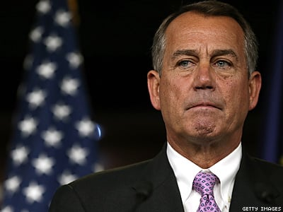 Boehner's DOMA Defense Hits $1.5 Million Limit