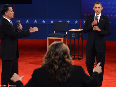 3 Debates, 0 Questions on LGBT Issues